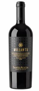 Millantu «Gran Reserva», Premium red wine, «Santa Alicia», 0,75 l