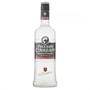 Russian Standart, (vodka)