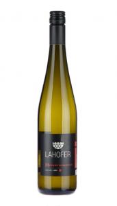 Muškát moravský, 2017, kabinetní víné, Vinařství Lahofer, 0,75l