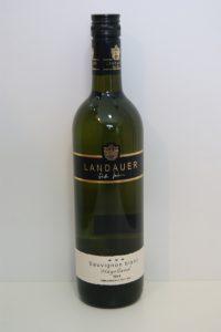 Sauvignon Blanc, Landauer, 2014, 0,75l