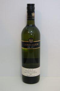 Chardonnay, Landauer, 2014, 0,75l
