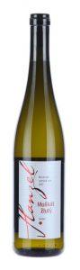 Muškát žlutý, 2017, moravské zemské víno, Vinařství Hanzel, 0,75l