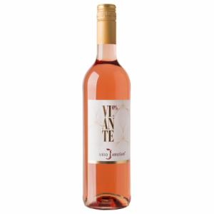 Merlot rosé, Viante Collection –  0% alkoholu, 0,75l