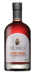Pacheca Pink Porto, Quinta da Pacheca, 0,75l