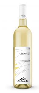 Chardonnay, 2014, viběr z hroznů, Vinařství Kněží Hora, 0,75l