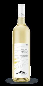 Ryzlink Vlašský, kabinetní víno, 2014, 0,75l