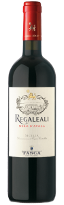 Regaleali Nero d´Avola, DOC Sicilia, Tasca d´Almerita, 0,75l
