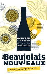 Le Beaujolais Nouveau 2020 sont arrivé!