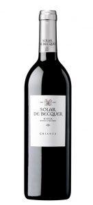 Solar de Becquer «Crianza», DOC Rioja, Bodegas ESCUDERO, 0,75l