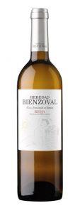 Heredad Bienzoval Blanco, Rioja DOC, Bodegas ESCUDERO, 2016, 0,75l