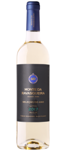 Monte da Ravasqueira Seleçao do Ano, 2018, Branco, 0,75l