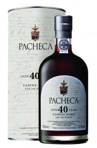 Pacheca Porto Tawny 40 Years, 0,75l
