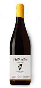 Orange wine-2016, Authentic collection, moravské zemské víno, 0,75l