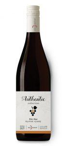Pét-Nat Ryzlink rýnský 2017, Authentic collection, moravské zemské víno, 0,75 l