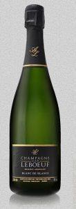 Champagne Blanc de Blancs, brut, Alain Leboeuf, 0,75 l