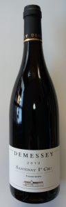 Demessey Santenay 1-er Cru 2012, Rouge, Passetemps, 0,75l