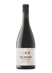 12 Linajes Finca Los Arenales, DO Ribera del Duero, 2016, 0,75l