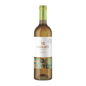 12 Linajes Verdejo, DO Rueda, 2018, 0,75l