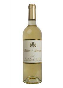 Château des Arroucats, AOC Sainte-Croix du Mont, Sweet wine, 2016, 0,75l