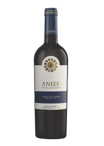 Anier Selected Vintage, DO Ribera del Duero, 2015, 0,75l