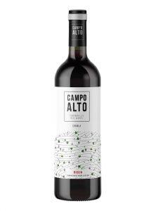 Campo Alto Crianza, DOC Rioja, 2016, 0,75l