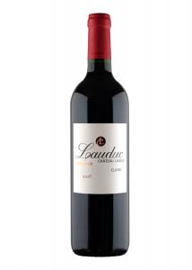 Château Lauduc Classic Rouge, AOC Bordeaux, 2018, 0,75l