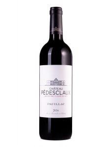 Château Pédesclaux 2016, Grand Cru Classé 1855, AOC Pauillac, 0,75l