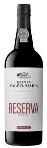 Portské víno Quinta Vale D. Maria, Reserva Port Lote № 17, 0,75l